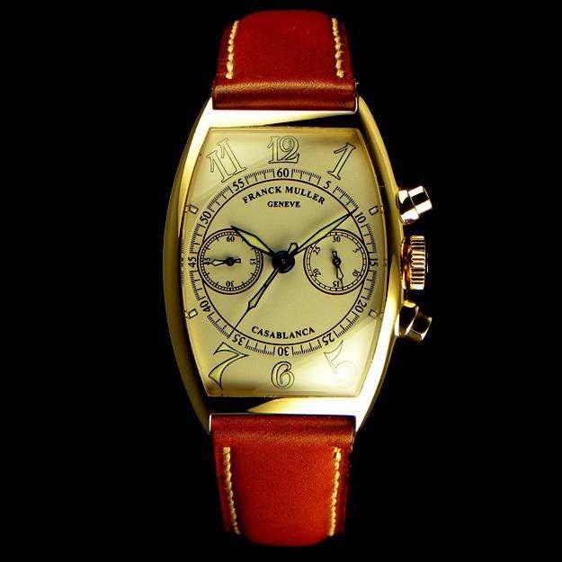 ランゲ&ゾーネ コピー 品質保証 、 フランクミュラー 時計 カサブランカ クロノグラフ 5850C スーパーコピー