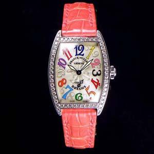 フランクミュラー スーパーコピー時計 トノウカーベックス カラードリームス ダイヤモンド 1750DPCOLDREAMS